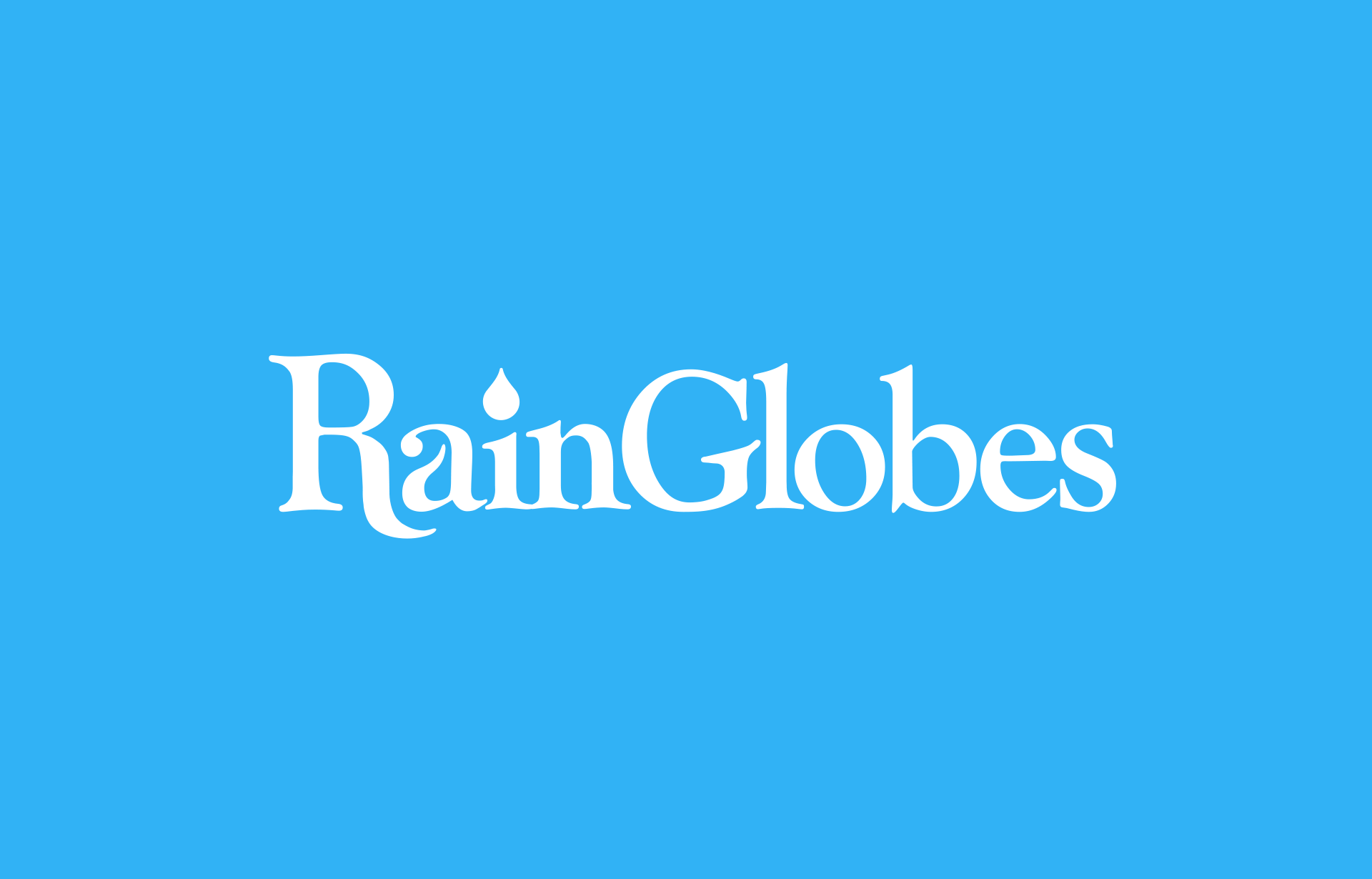 RainGlobes Logo